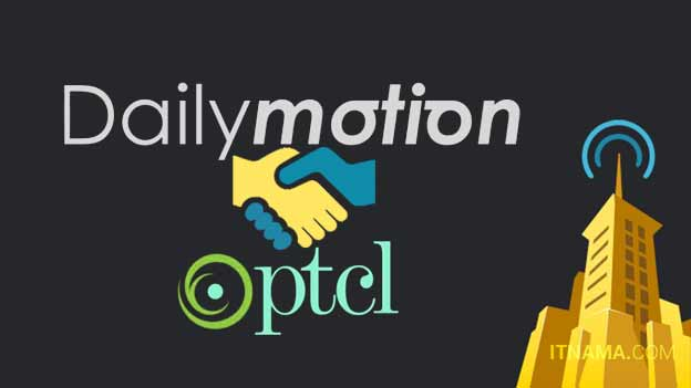 dailymotion-ptcl