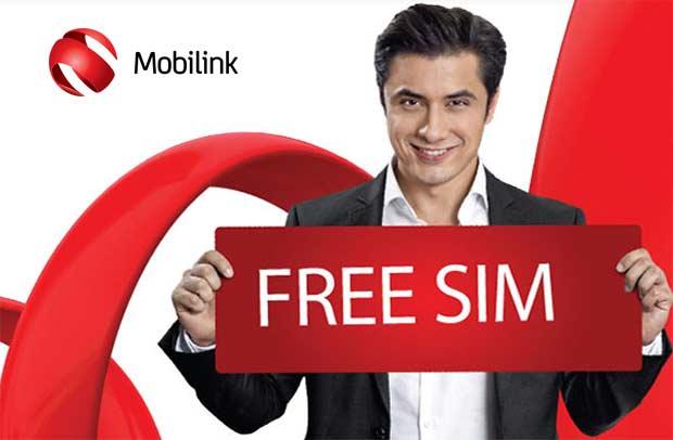 mobilink-free-sim